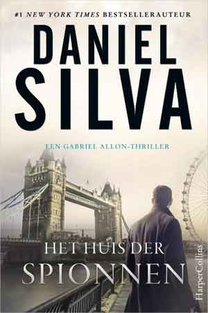 Daniel Silva Het huis der spionnen Recensie