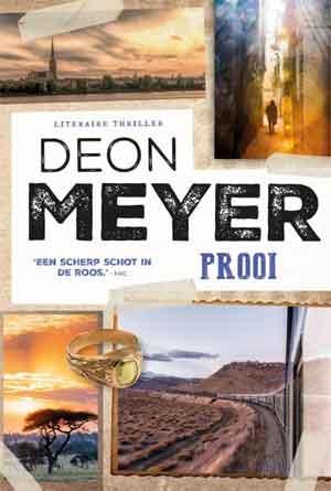 Deon Meyer Prooi Recensie