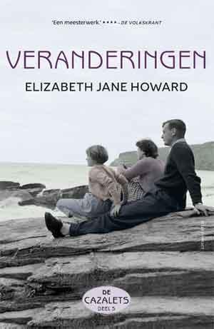 Elizabeth Jane Howard Veranderingen Cazalets Deel 5 Recensie