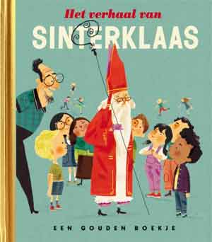 Het verhaal van Sinterklaas Gouden Boekje Recensie