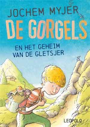 Jochem Myjer - De Gorgels en het geheim van gletsjer
