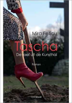 Mira Feticu Tascha De roof uit de kunsthal DWDD Boeken op Televisie