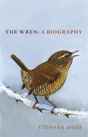 Stephen Moss The Wren Boek over het Winterkoninkje
