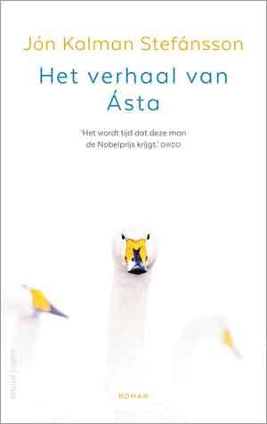 Jón Kalman Stefánsson Het verhaal van Asta Recensie