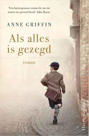 Anne Griffin Als alles is gezegd Recensie