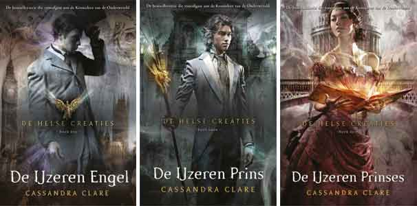 Cassandra Clare De Helse Creaties Recensie