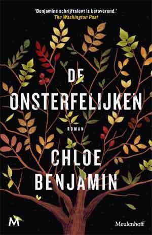 Chloe Benjamin De onsterfelijken Recensie