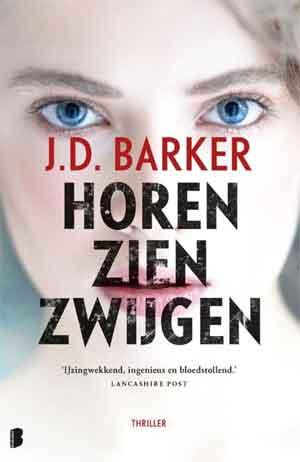 J.D. Barker Horen zien zwijgen