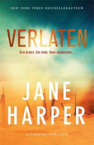 Jane Harper Verlaten Recensie