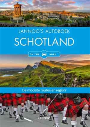 Lannoo Autoboek Schotland