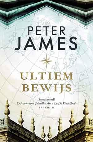 Peter James Ultiem bewijs - Recensie en Informatie Thriller