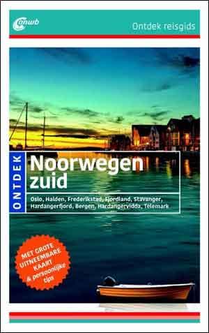 ANWB Ontdek Reisgids Noorwegen Zuid