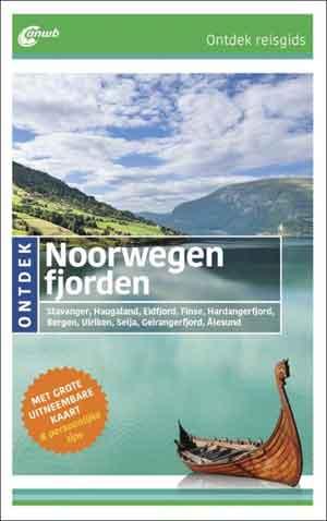 ANWB Reisgids Noorwegen Fjorden