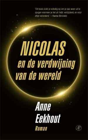 Anne Eekhout Nicolas en de verdwijning van de wereld Recensie