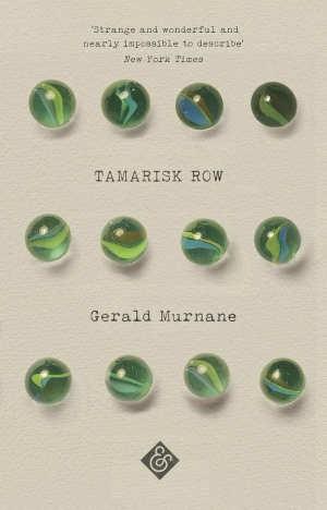 Gerald Murnane Tamarisk Row Australische Roman uit 1974