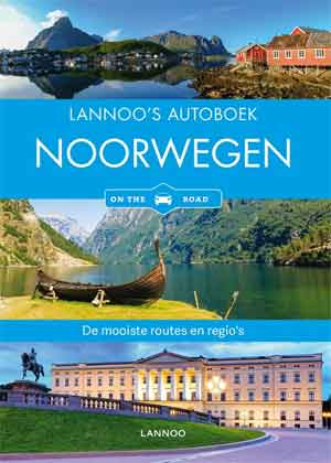 Lannoo Autoboek Noorwegen