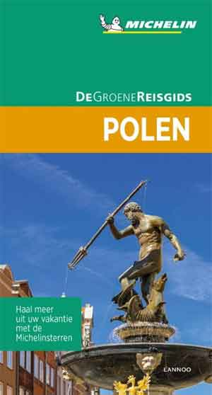 Michelin Reisgids Polen De Groene Reisgids