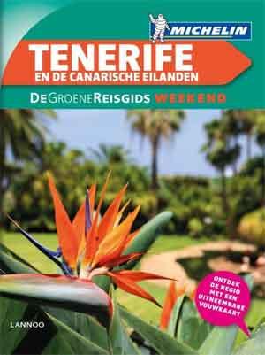 Michelin Reisgids Tenerife en de Canarische Eilanden