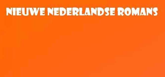 Nieuwe Nederlandse Romans 2019