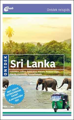 ANWB Reisgids Sri Lanka