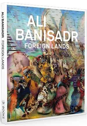 Ali Banisadr Boek Catalogus Recensie en Informatie