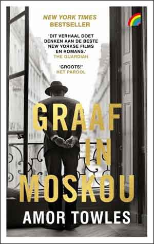 Amor Towles Graaf in Moskou - Rainbow Pocket 1309