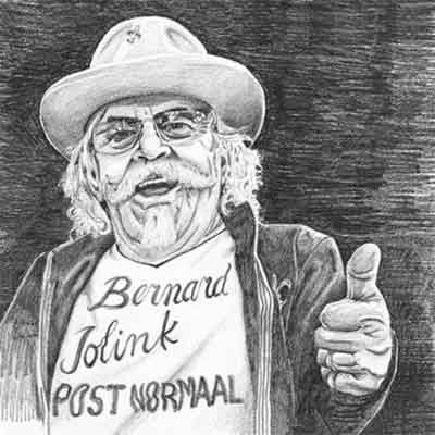 Bennie Jolink Post Normaal Boek CD LP Recensie Bernhard Jolink - Post Normaal