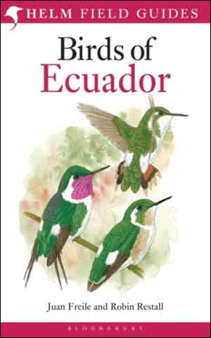 Birds of Ecuador Vogelgids