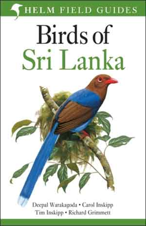Birds of Sri Lanka Vogelgids