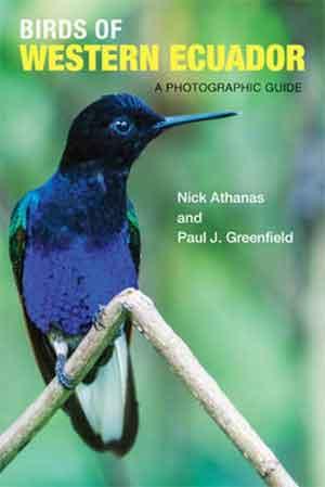 Birds of Western Ecuador - Vogelgids