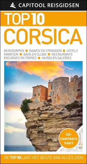 Capotool Reisgids Corsica