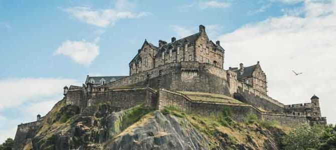 Edinburgh Reisgidsen Nieuwe Edinburgh Reisgids Tips Recensie en Informatie