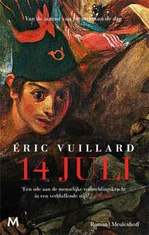 Éric Vuillard 14 Juli Recensie en Informatie