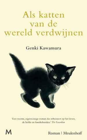 Genki Kawamura Als katten van de wereld verdwijnen Recensie en Informatie