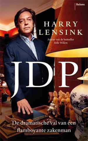 Harry Lensink JDP Boek over Jan-Drik Paarlman