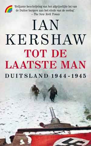 Ian Kershaw Tot de laatste man Rainbow Pocket 1334