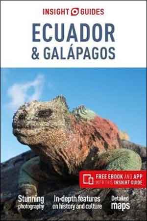 Insight Guide Ecuador & Galapagos
