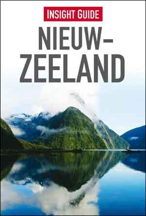 Insight Guide Nieuw-Zeeland Reisgids