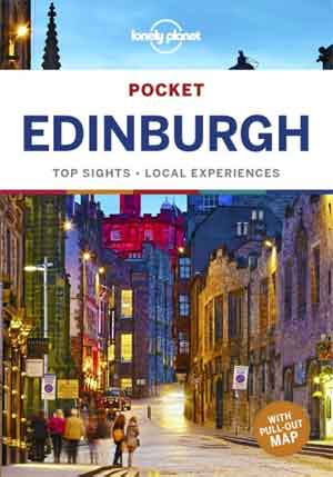 Lonely Planet Edinburgh Reisgids