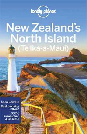 Lonely Planet New Zealand North Island
