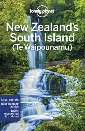 Lonely Planet New Zealand South Island