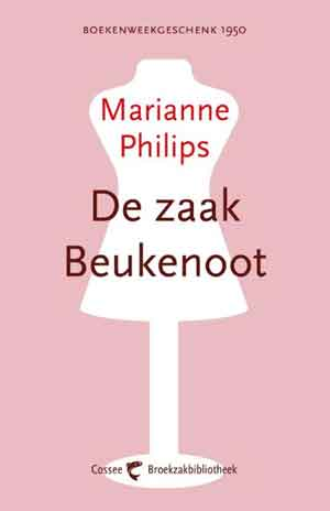 Marianne Philips De zaak Beukenoot Recensie en Informatie Boekenweekgeschenk 1950