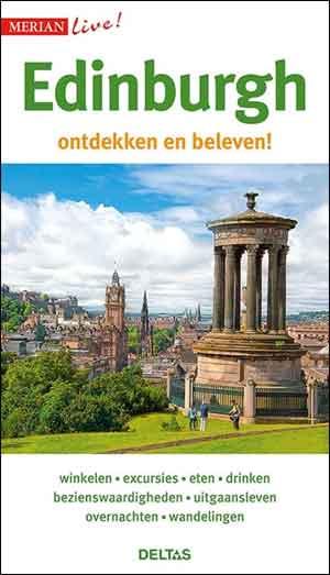 Merian Live Reisgids Edinburgh