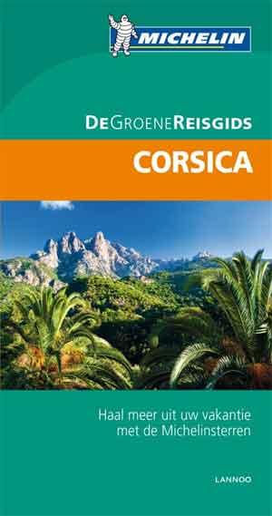 Michelin Reisgids Corsica