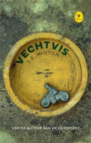 S.E. Hinton Vechtvis - Colibri Bibliotheek