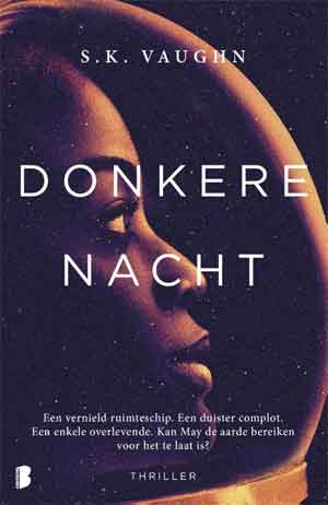 S.K. Vaughn Donkere nacht - Science Fiction Thriller