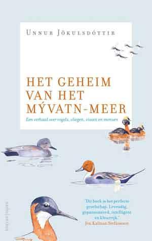 Unnur Jökulsdóttir Het geheim van het Mývatnmeer Recensie en Informatie