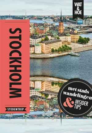 Wat & Hoe Stockholm Reisgids