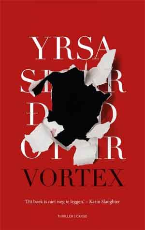Yrsa Sigurðardóttir Vortex Recensie