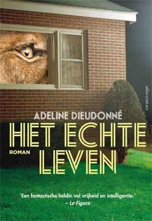 Adeline Dieudonné Het echte leven recensie